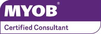 Certified Consultant MYOB bookkeeping logo