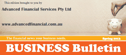 Spring Business Bulletin